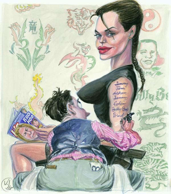 November 2012 ekrap roy zornow for Norman rockwell tattoo